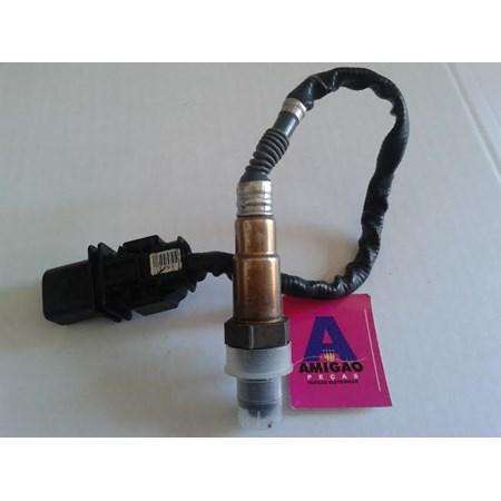 Sonda Lambda BMW - 0258017036 - 7537993 - Bosch - 5 Fios