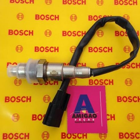 Sonda Lambda Nissan Versa / March - 0258030171 - 8201443067 - Original - Nova
