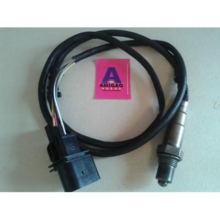 Sonda Lambda Nissan 0258007240/241 - 22693CD700 - Original Bosch 5 fios