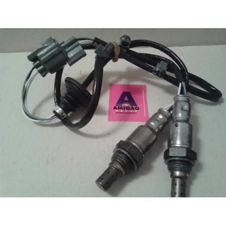 Sonda Lambda Honda Fit - OHM645H3 - OHN646H3 - NTK - ORIGINAL
