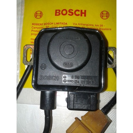 Sensor Borboleta / TPS Volks Audi 0280120433 054133154F - Bosch