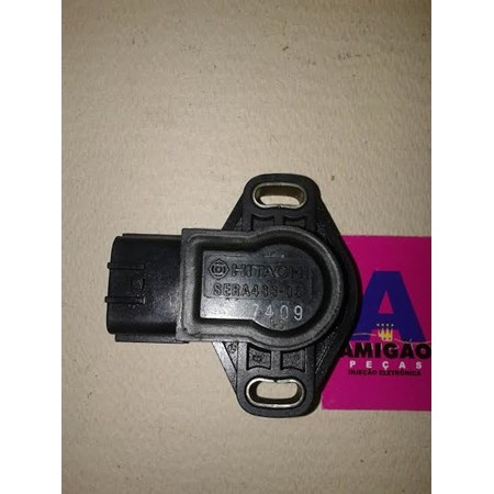 Sensor Borboleta/TPS Nissan - Suzuki - Subaru - SERA483-05 - Original - Hitachi