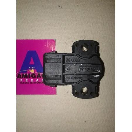 Sensor Borboleta/TPS Volks Kombi 1.6 gasolina - 021907385 - Original Bosch