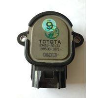 Sensor Borboleta TPS Toyota Corolla 2003 a 2008 - 89452-20130 - 198500-1071 Original