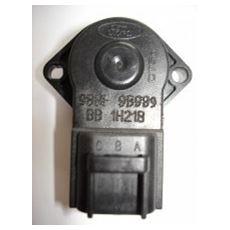 Sensor Borboleta /TPS FORD Fiesta / Focus / Ecosport 988F9B989BB Original