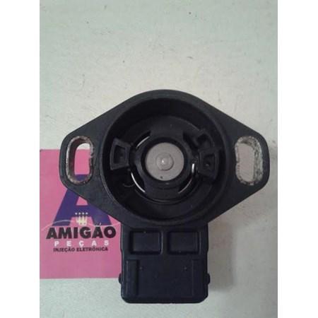 Sensor Borboleta/TPS Mitsubishi Pajero - Engate gira p/Direita ( Original )